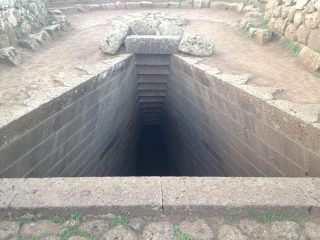 Pozzo sacro nuragico di Santa Cristina a Paulilatino
