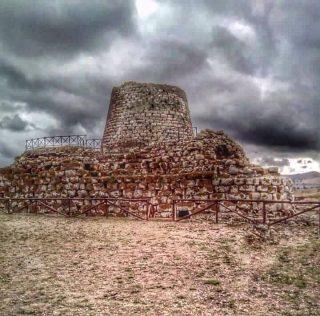 Nuraghe Santu Antine (Sa domo 'e su Re), Torralba