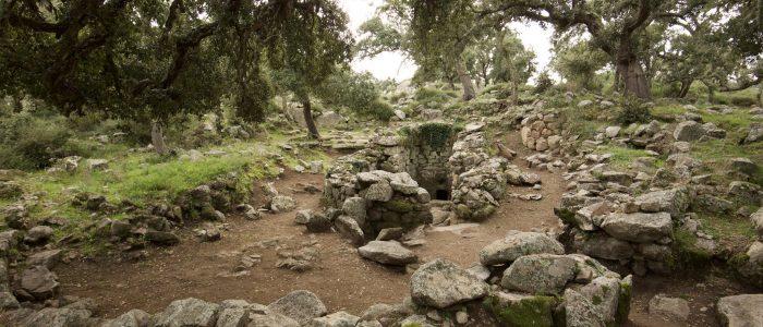 Noddule - Nuoro: Santuario e fonte sacra